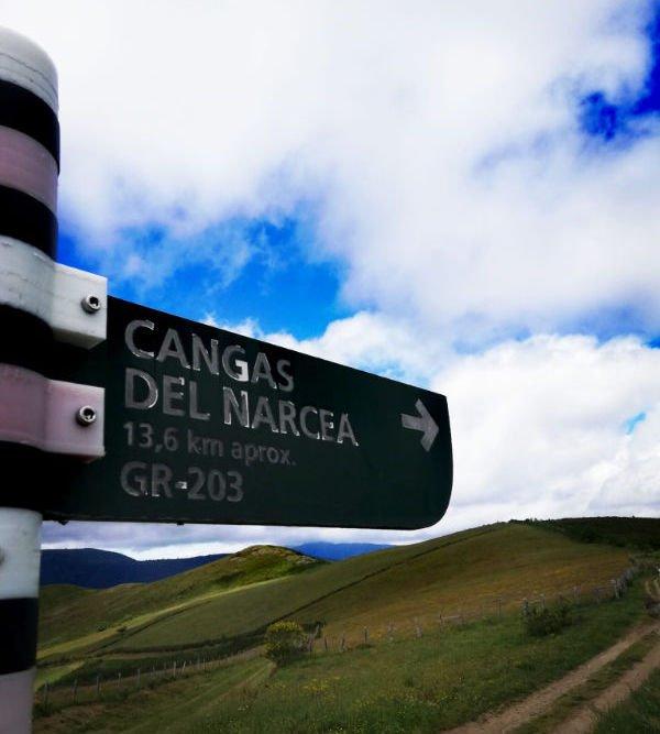 Rutas de senderismo en Cangas del Narcea